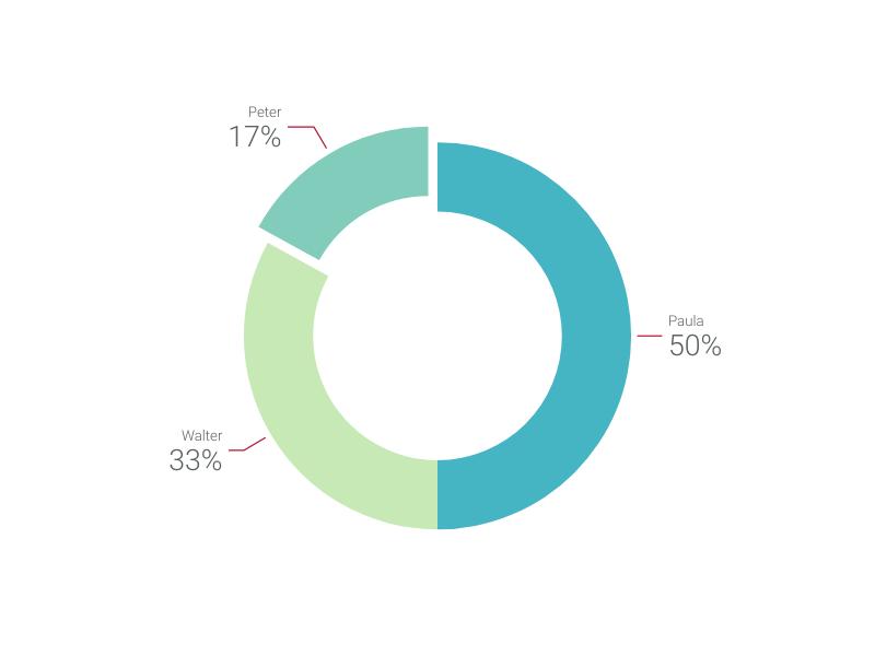 Donut Chart Maker – 100+ stunning chart types — Vizzlo